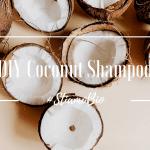 shampoo al latte di cocco