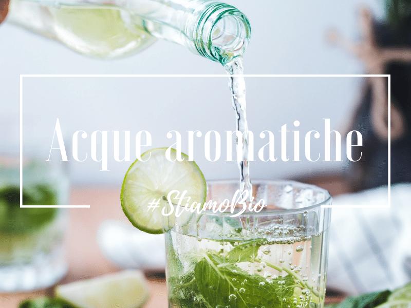 Acque aromatiche DIY