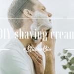 Crema per la rasatura DIY