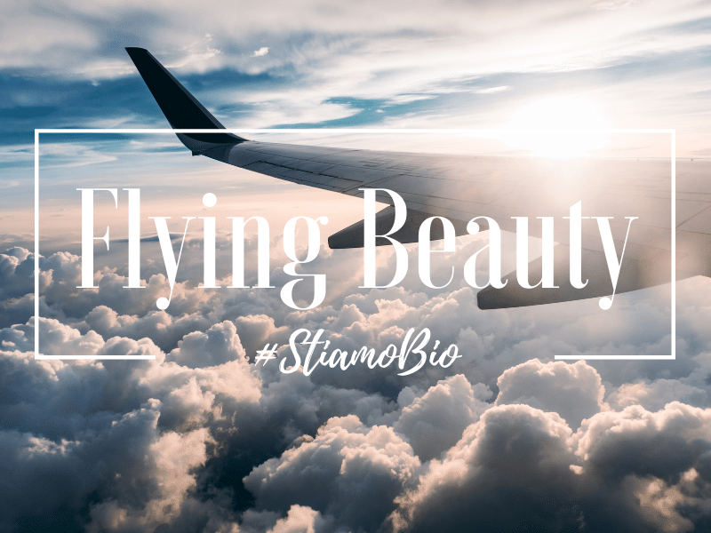 Beauty routine in aereo Double B