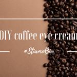 DIY contorno occhi al caffé Double B