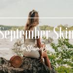 La pelle dopo l'estate.