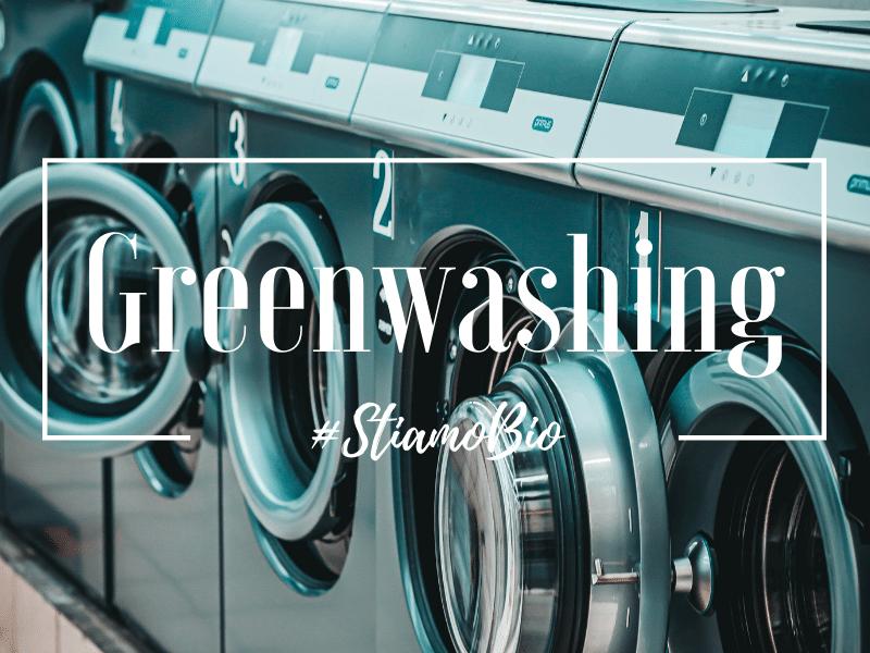 Greenwashing stiamobio